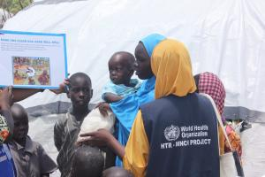 WHO supports Nigeria to respond to cholera outbreak (from file)