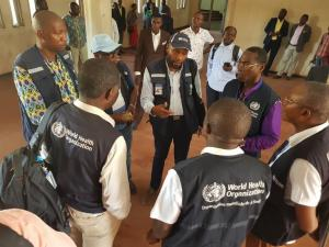 WHO and partners working with national health authorities to contain new Ebola outbreak in the Democratic Republic of the Congo