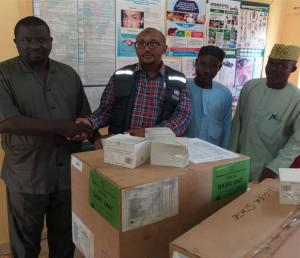 WHO, UNCDA, NEMA & other partners supporting the Emergency Coordination Centre for Flood victims in Niger State Government
