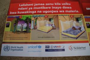 Malaria control campaign launched in Democratic Republic of the Congo to save lives and aid Ebola response