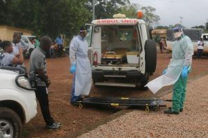 Simulation exercise in Conakry, Guinea