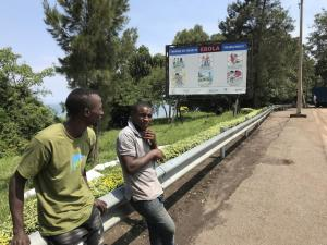 Gisenyi, Rubavu District, Point of Entry between Rwanda and DRC