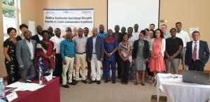 Regional Antimicrobial Resistance Structured Operational Research Training IniTiative