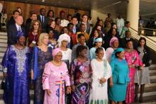 03.	First Ladies and partners Group Picture during OFLA 19th assembly