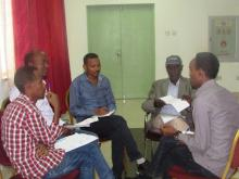 Group work and discussion on road map