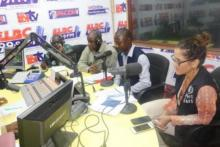 Awareness session on the Antimicrobial Resistance on the State Radio