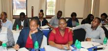 Some of the participants who attended the workshop
