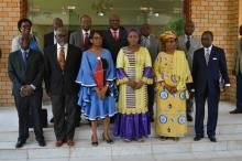WHO Regional Director for Africa starts an official visit to the Republic of the Congo