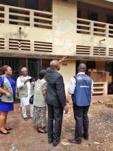New isolation centre at Owo Federal Hospital, Ondo State
