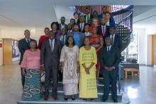 WHO and International Federation of Red Cross strengthen collaboration in Africa