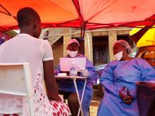 Ebola strikes big city in the Democratic Republic of the Congo and WHO scales up response to new threat