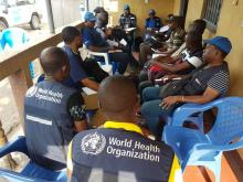 WHO scales up new front against Ebola in the Democratic Republic of Congo, near the border with Uganda