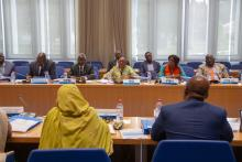 WHO and Africa CDC deepen collaboration on improving health security in the region