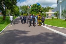 Briefing for new Ministers of Health ends in Congo