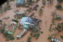 WHO sending urgent health assistance after Cyclone Idai displaces thousands of people in Southern Africa