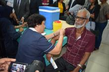 The Influenza Vaccination Programme targeting elderly persons and other people at risk of influenza complications