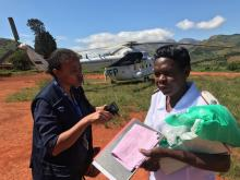 The rush to deliver cholera vaccines to remote communities in Zimbabwe