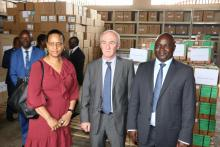 Malawi receives medicines from the Russian Federation