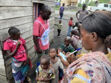 Deaths from Democratic Republic of the Congo measles outbreak top 6000