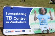 Many partners come together for TB control in Zimbabwe