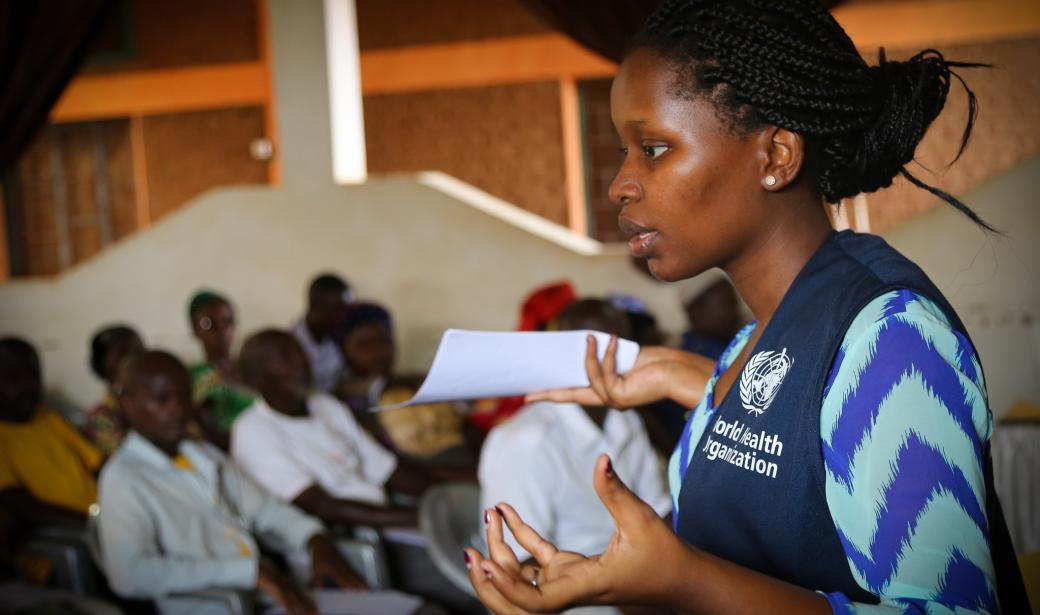 In the fight against Ebola, preparedness saves lives