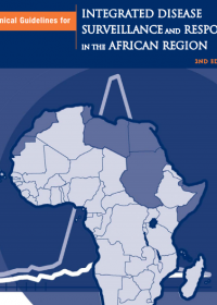 Technical Guidelines: Integrated Disease Surveillance and Response in the African Region