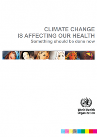 Climate change is affecting our health