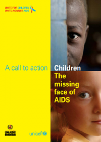 HIV and children Call for Action  cover