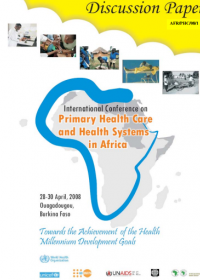 Discussion Paper - International Conference on Primary Health Care and Health Systems in Africa