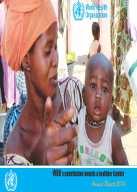 WHO Country Office Gambia - Annual Report 2014