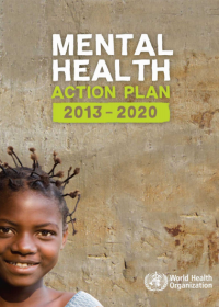 Mental health action plan 2013 - 2020