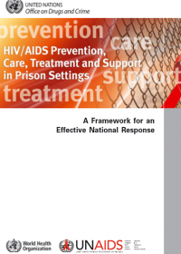 HIV/AIDS Prevention, Care, Treatment and Support in Prison Settings