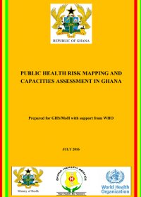 Public health risk mapping and capacities assessment in Ghana