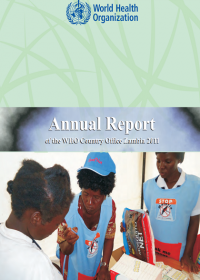 Annual Report of the WHO Country Office Zambia 2011