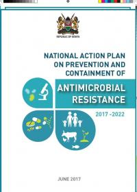 NATIONAL ACTION PLAN ON PREVENTION AND CONTAINMENT OF ANTIMICROBIAL RESISTANCE, 2017 -2022