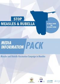 Press Information Kit for Namibia's 2016 Measles and Rubella Campaign