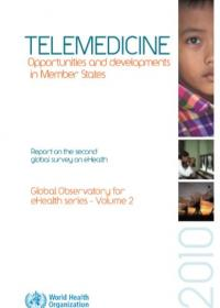 Telemedicine: Opportunities and developments in Member State