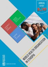 WHO Ethiopia Annual Report 2017