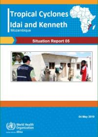 Mozambique Situation Report 5 cover