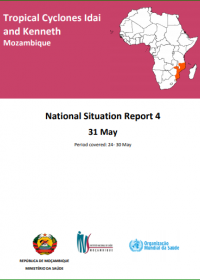 National Situation Report 4 Cover