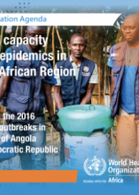 The Transformation Agenda Series 3: Improved Capacity to Tackle Epidemics in the WHO African Region – Lessons from the 2016 Yellow Fever Outbreaks in the Republic of Angola and the Democratic Republic of the Congo