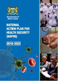 Sierra Leone National Action Plan for Health Security (2018-2022)